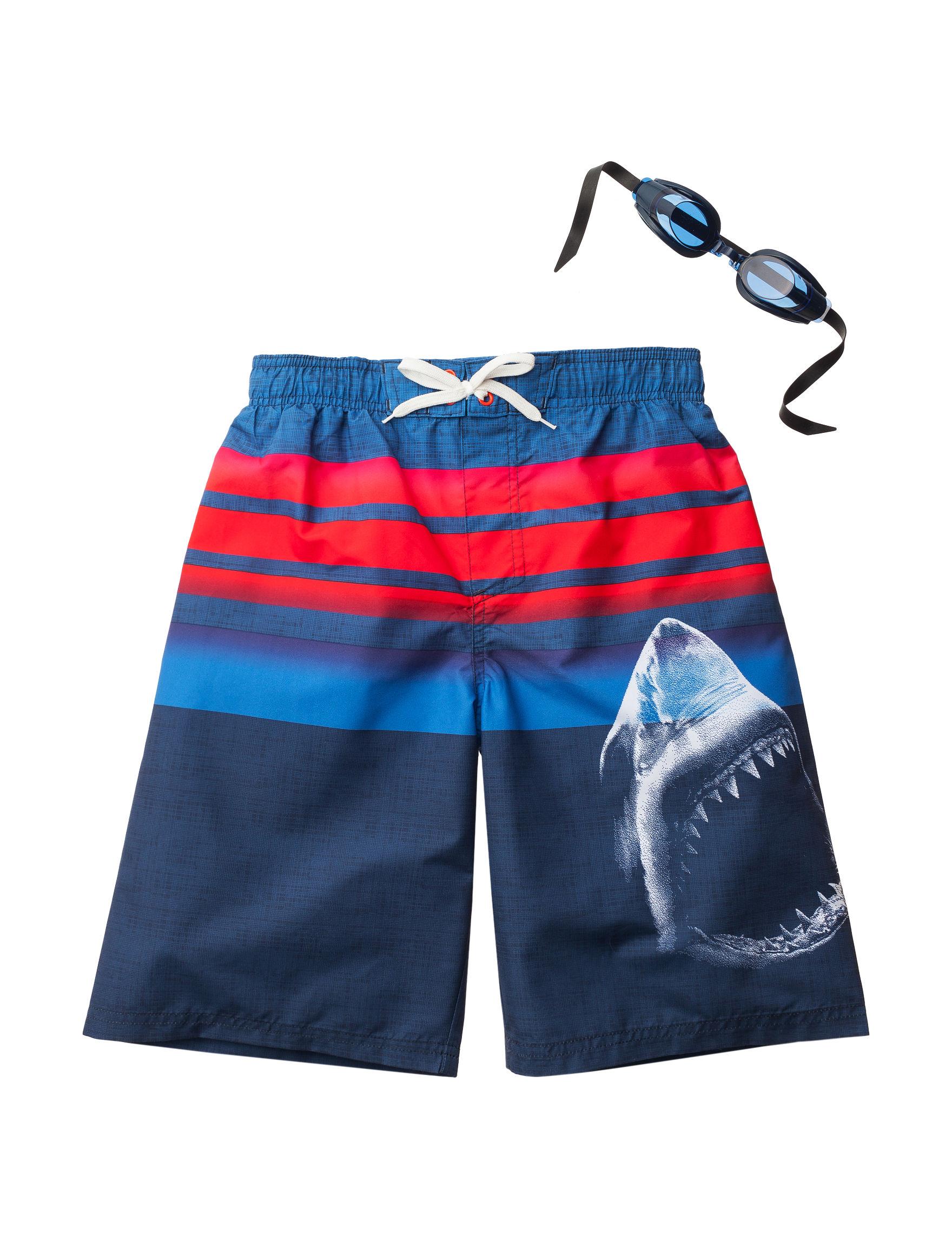 I Apparel Navy Swimsuit Bottoms