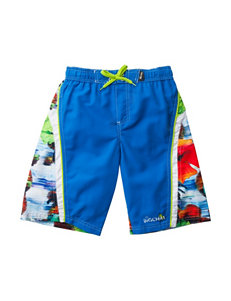 I Apparel Blue Swimsuit Bottoms