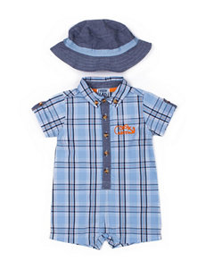 Boys Rock Light Blue