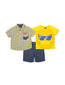 Boys Rock Yellow