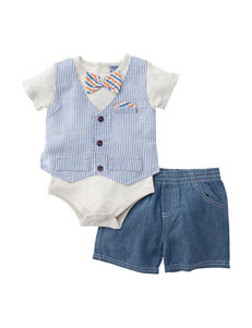 Boys Rock Chambray