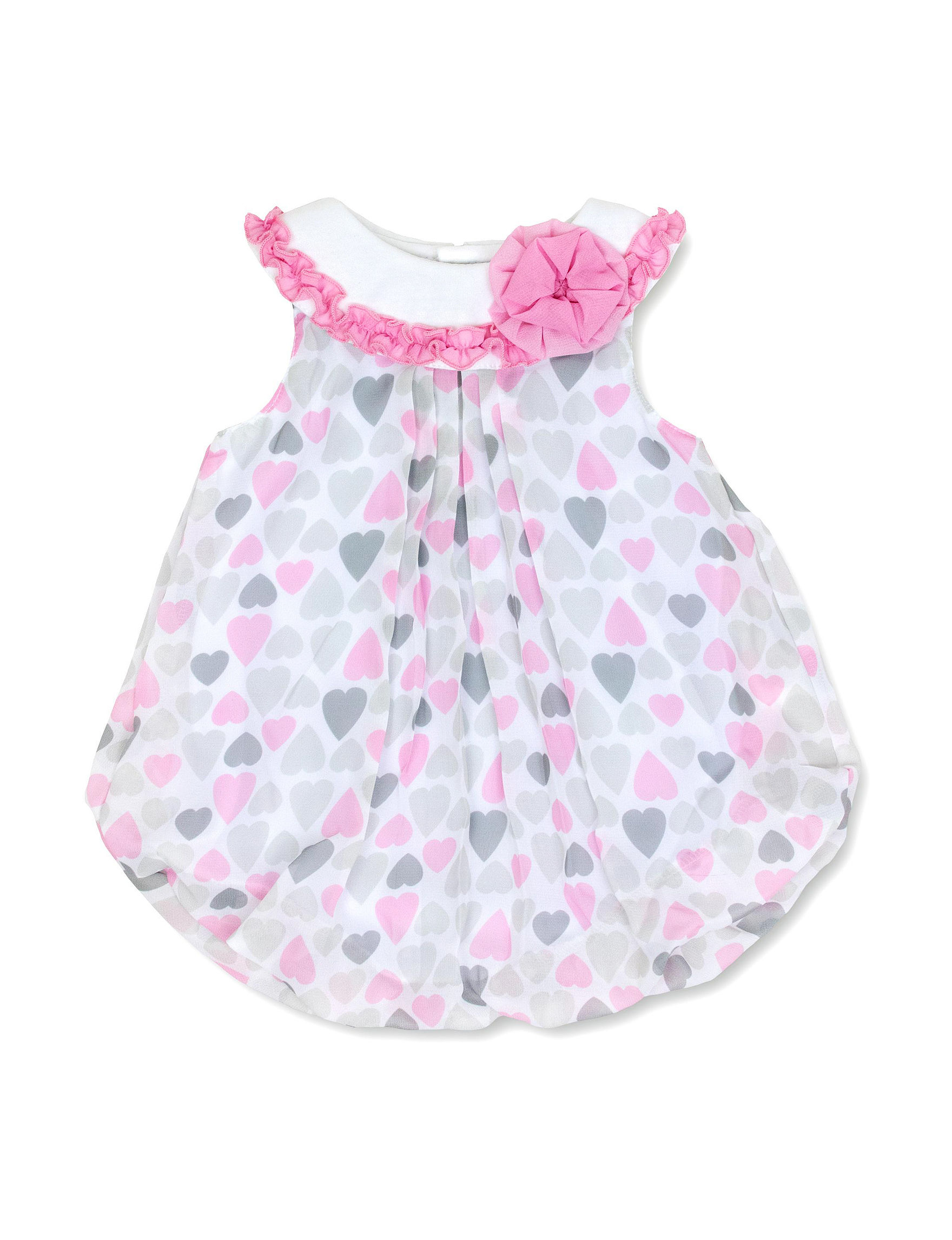 Baby Essentials Pink / Grey