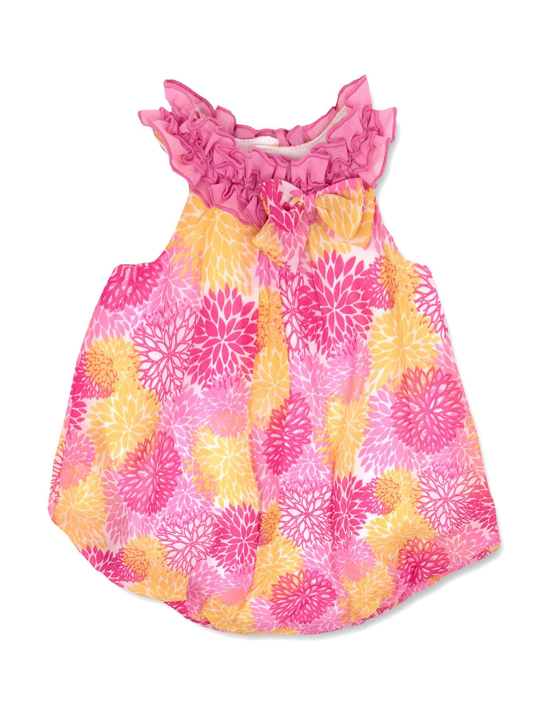Baby Essentials Pink / Orange