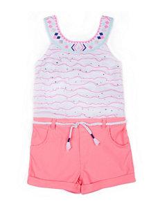 Little Lass Neon Pink