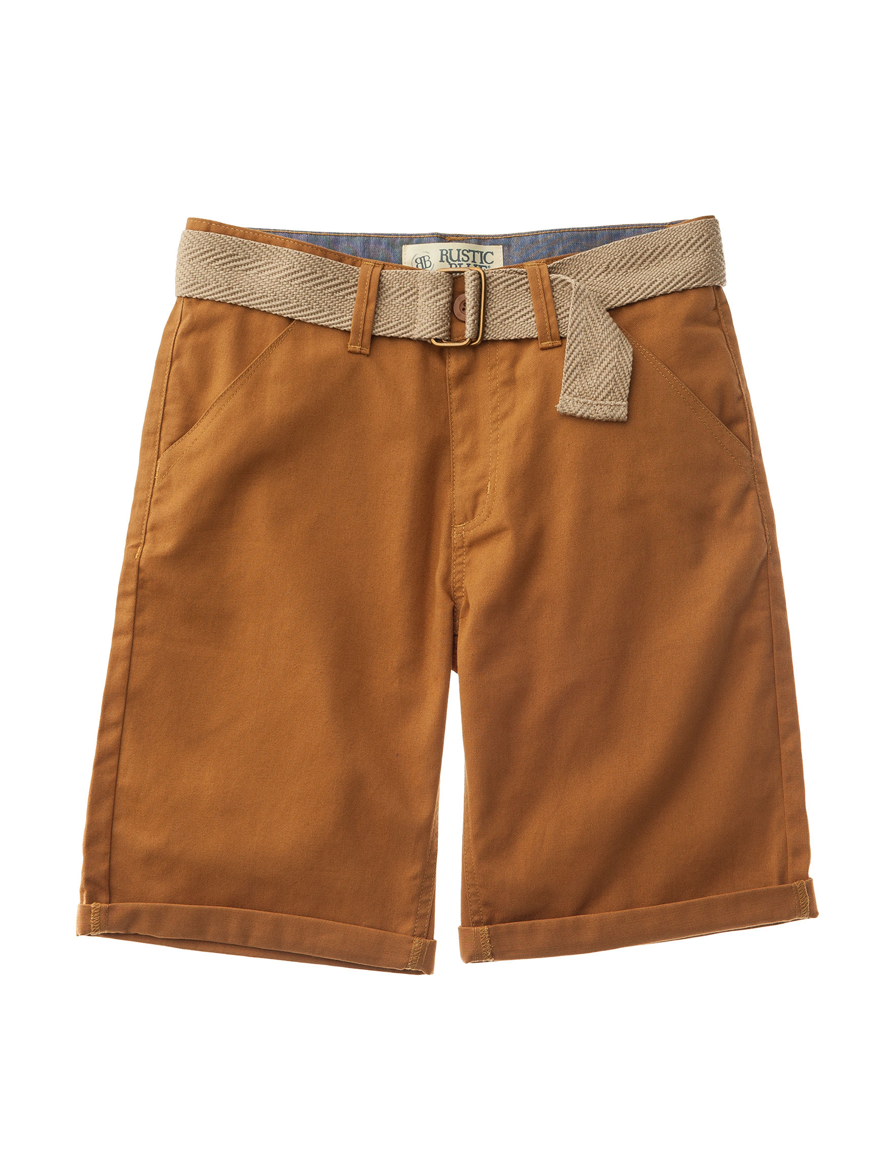 Rustic Blue Khaki Relaxed