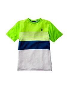 U.S. Polo Assn. Lime