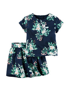 Carter's 2-pc. Top & Scooter Set - Toddler Girls