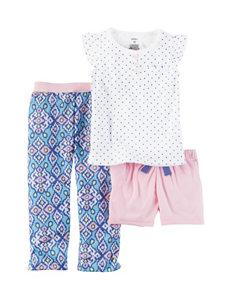 Carter's 3-pc Pajama Set - Toddler Girls