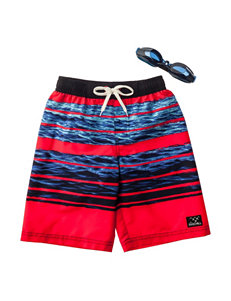 Ixtreme Outfitters Red Swimsuit Bottoms