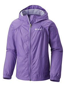 Columbia Grape Rain & Snow Jackets