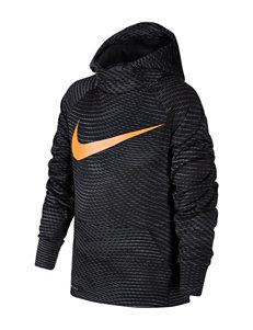 Nike Black / Orange