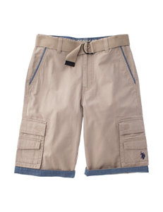 U.S. Polo Assn. Khaki Relaxed