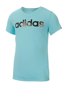 adidas Graphic Tee - Girls 7-16