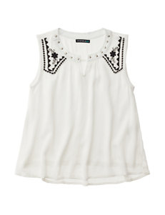 My Michelle Embellished Top - Girls 7-16