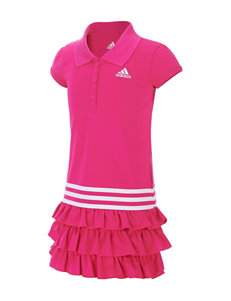 Adidas Ruffle Polo Dress - Baby 12-24 Mos.