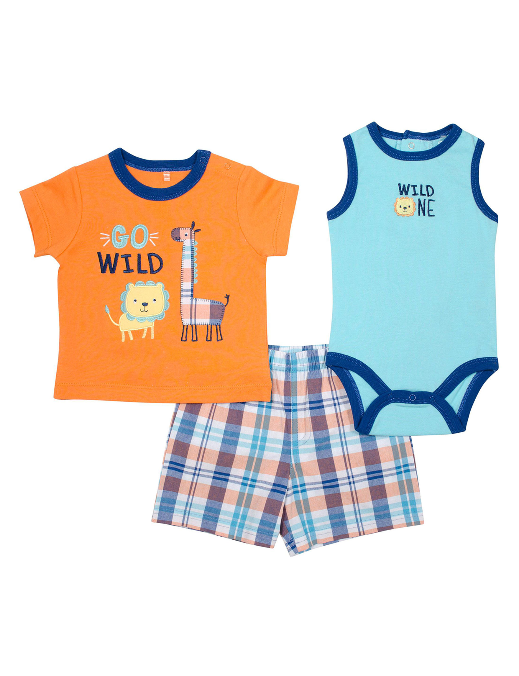Baby Gear Bright Orange
