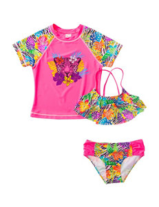 Limited Too Pink Swimsuit Sets