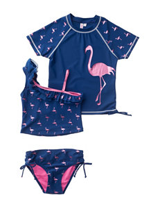 Limited Too Navy Swimsuit Sets