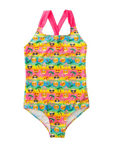 St Tropez Multi One-piece Swimsuits