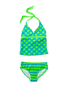 St. Tropez 2-pc. Luau Tankini - Girls 7-16