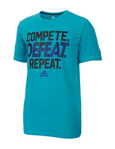 adidas Compete T-shirt - Boys 2-7