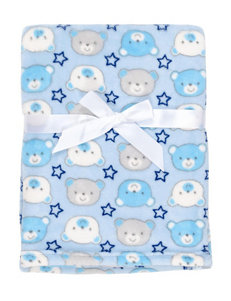 Baby Gear White / Blue