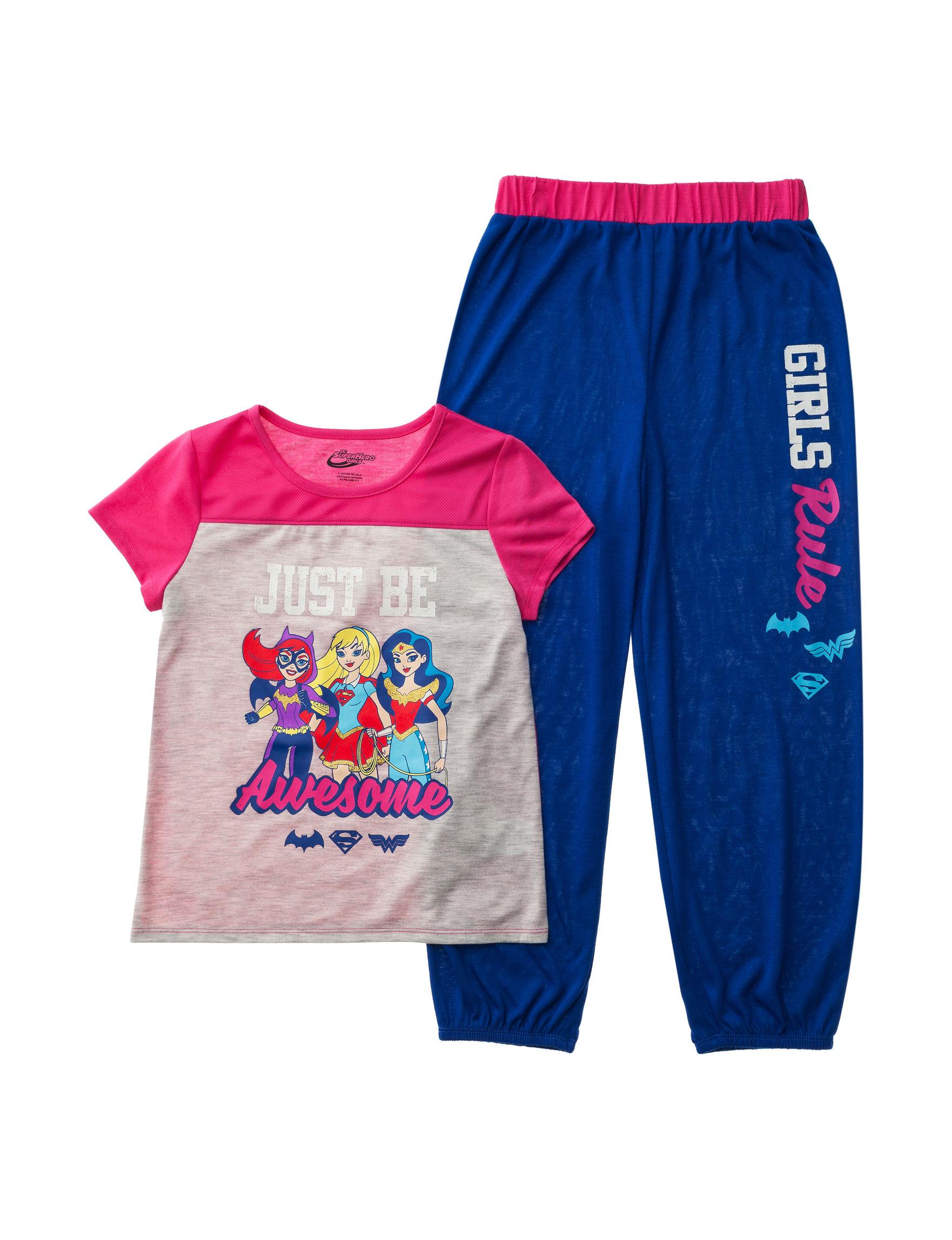 Licensed Multi Pajama Sets