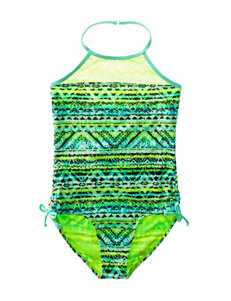 Angel Beach Multi One-piece Swimsuits