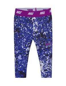 Nike Spray Can Capri Leggings - Girls 4-6X