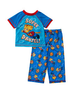 Licensed Blue Pajama Sets
