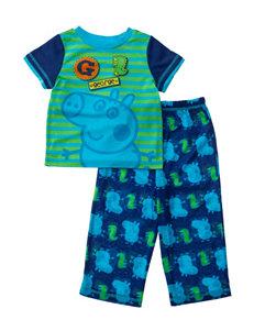 Licensed Navy Pajama Sets