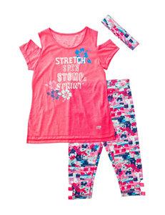 Marika Pink Stretch