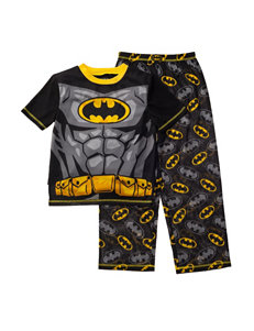 Licensed Black Pajama Sets