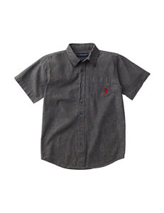 U.S. Polo Assn. Medium Grey