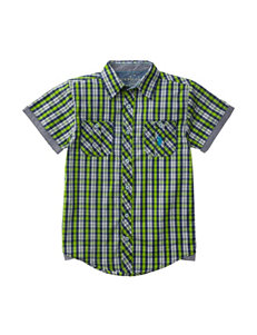 U.S. Polo Assn. Woven Shirt - Toddler Boys