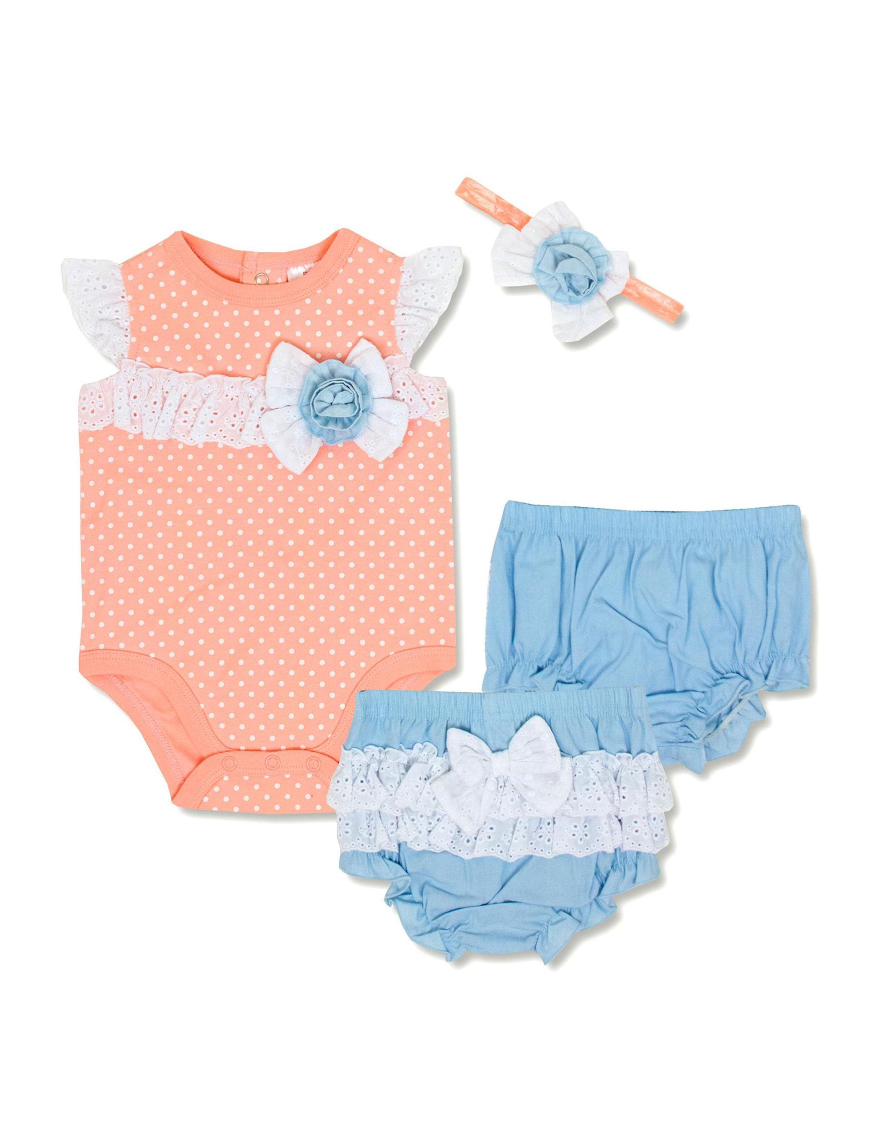 Baby Essentials Coral