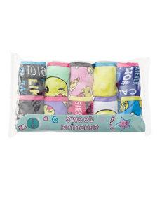 Sweet Princess 10-pk. Emoji Panties - Girls 7-12