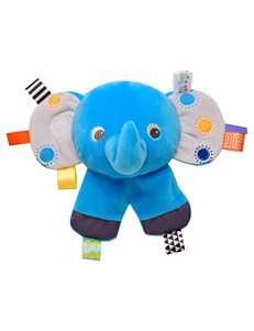 Baby Starters Taggies Elephant Snuggle Toy