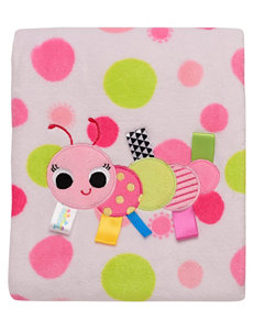 Baby Starters Taggies Catepillar Blanket