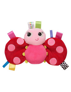 Baby Starters Taggies Butterfly Snuggle Toy