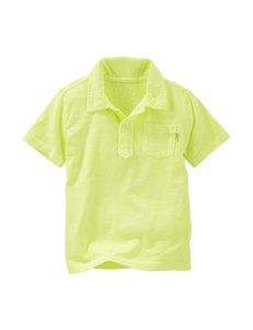 OshKosh B'gosh Pique Pocket Polo Shirt - Toddler Boys
