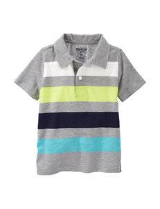 OshKosh B'gosh Rugby Knit Polo Shirt - Boys 5-8