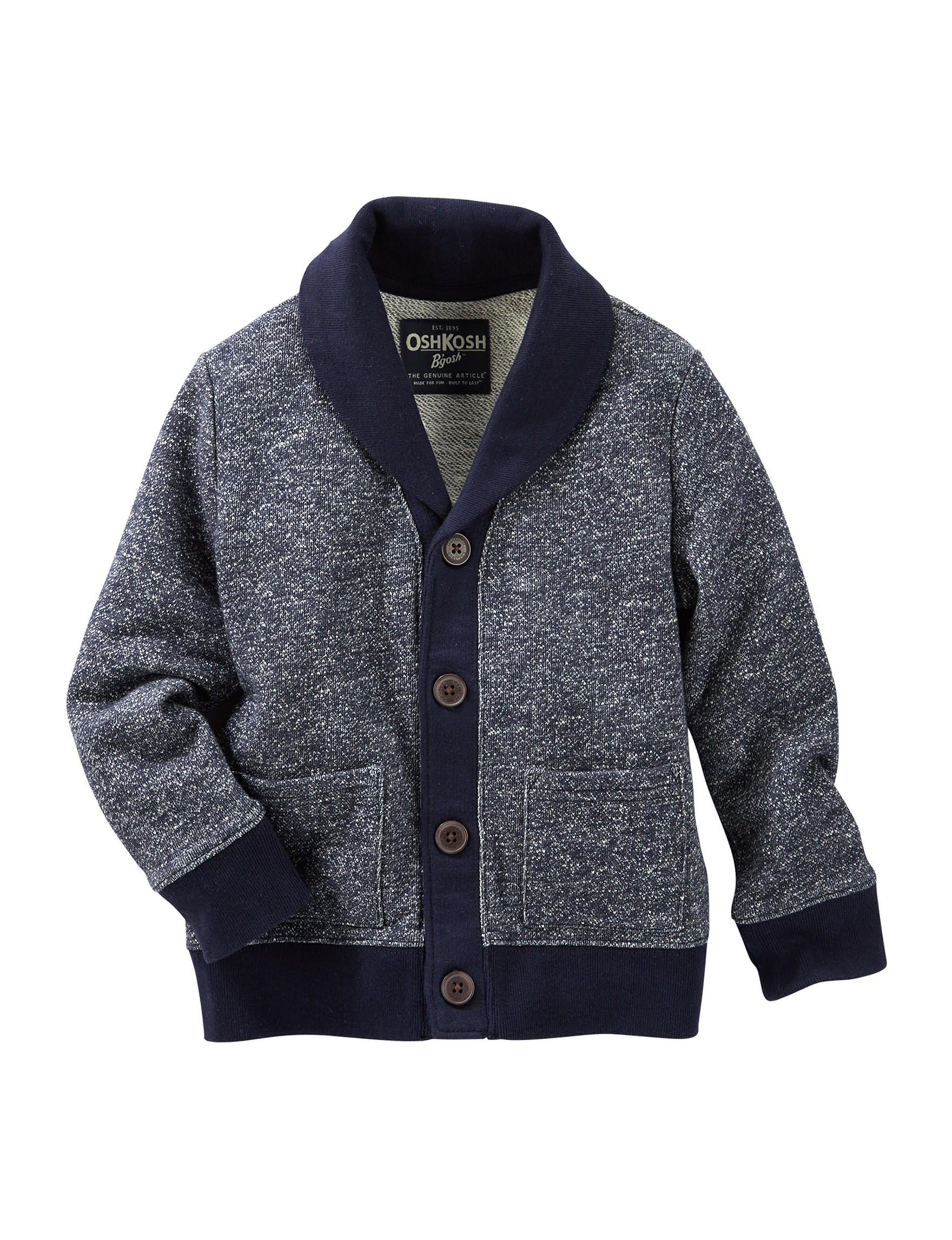 Oshkosh B'Gosh Blue Sweaters