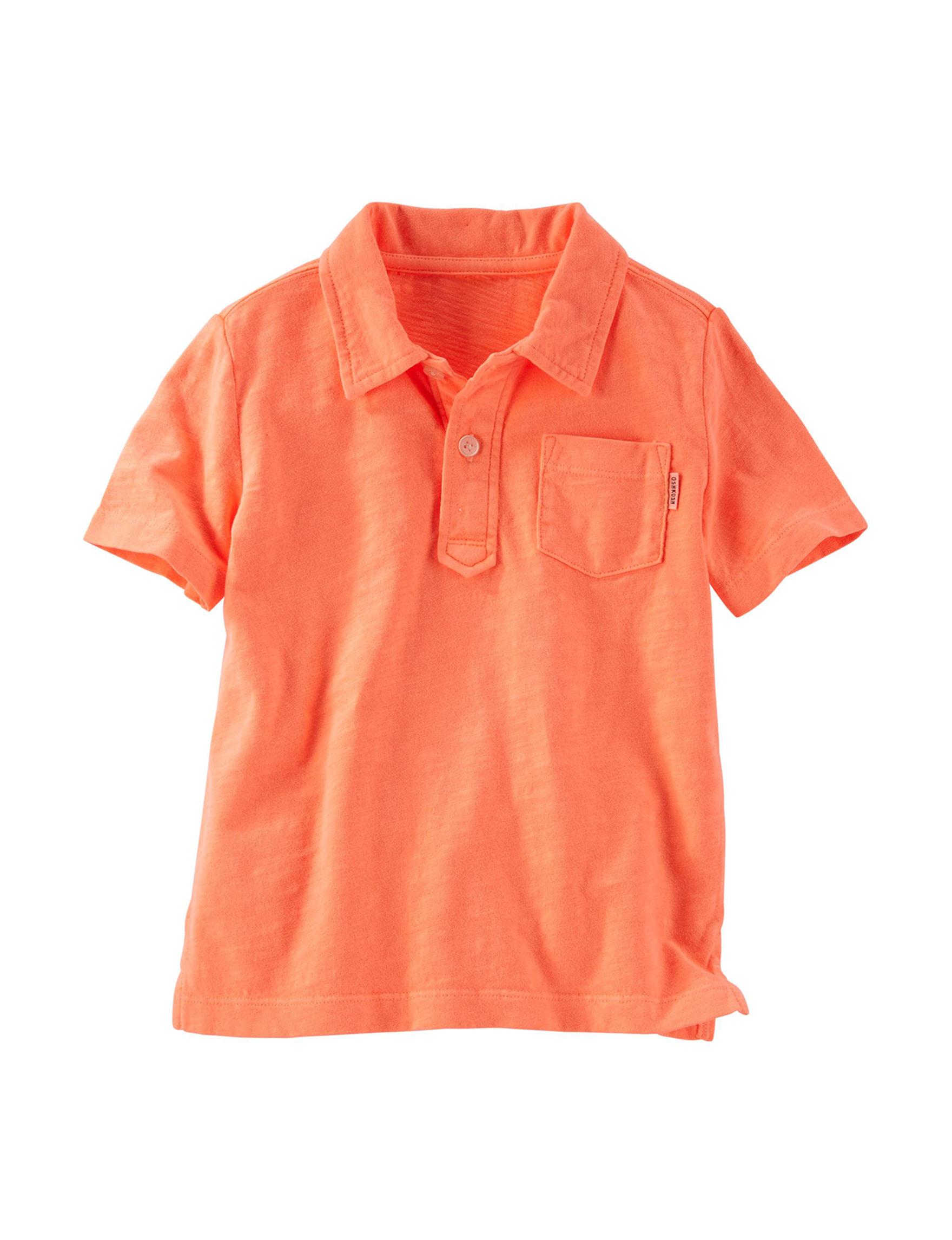 Oshkosh B'Gosh Orange