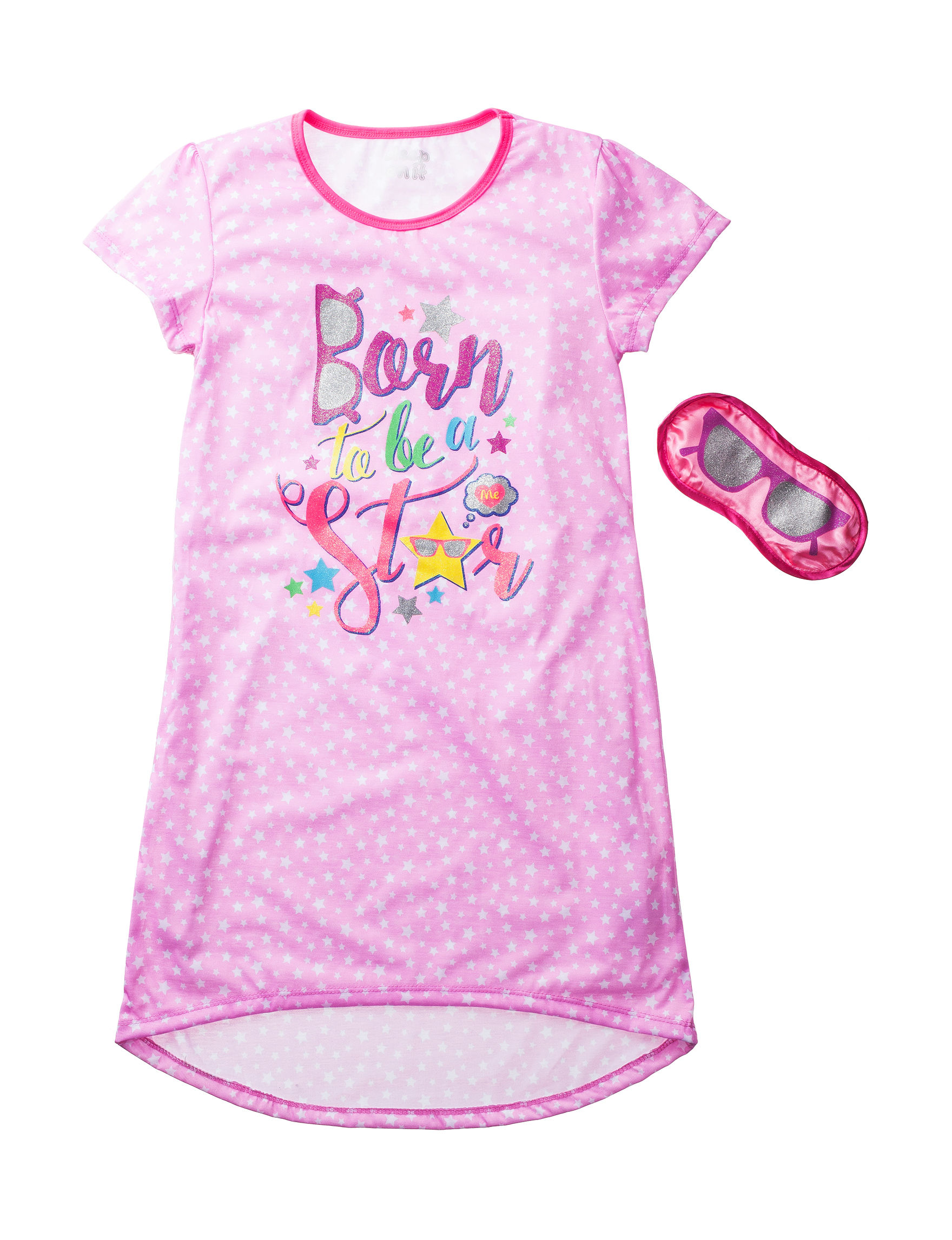 Cloud Nine Pink Nightgowns & Sleep Shirts