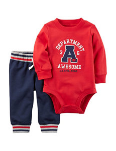 Carter's 2-pc. Awesome Bodysuit & Pants Set - Baby 3-18 Mos.
