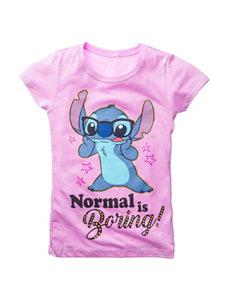 Disney Normal is Boring Stitch Top - Girls 7-16