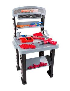 Hey! Play! 75-pc. Pretend Play Tool Set