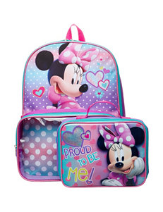 Licensed Pink Bookbags & Backpacks