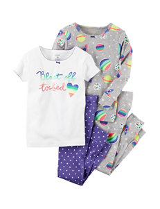 Carter's 4-pc. Blast Off Pajama Set - Toddler Girls